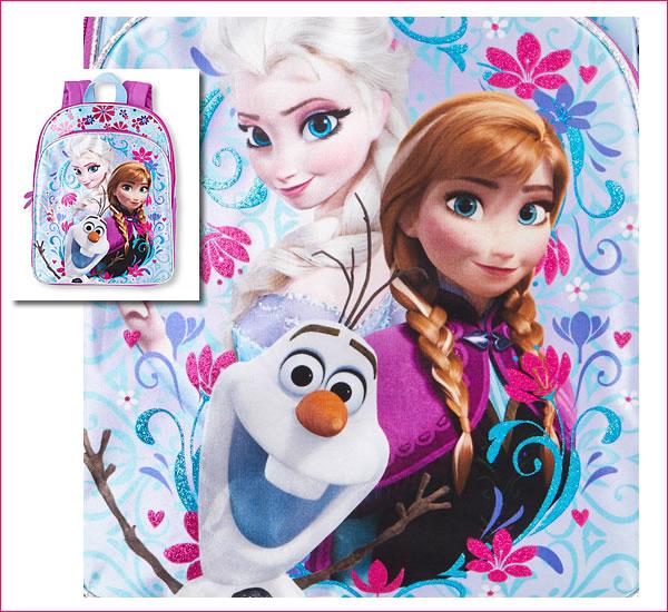 チルプレ 2044554_40 フローズン フレンド バックパック アナと雪の女王