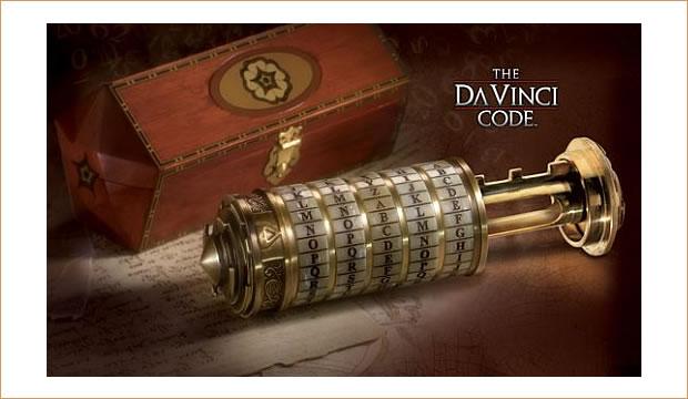 ノーブルコレクション NN5120 ダヴィンチコード クリプテックス