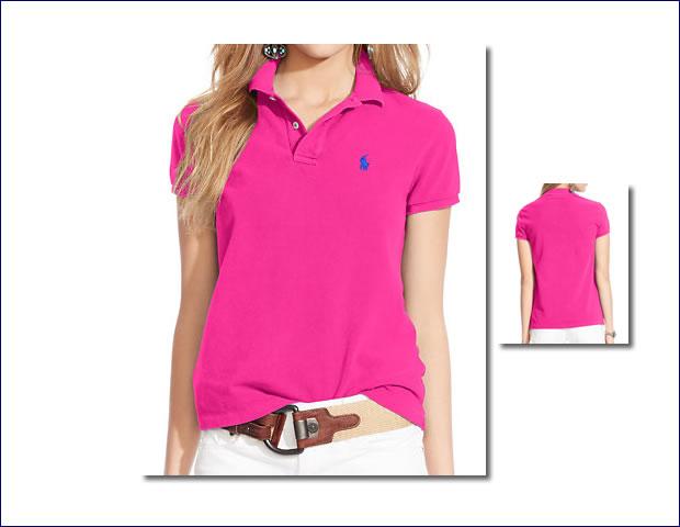 ラルフローレン No60649726 クラッシック フィット ポロシャツ