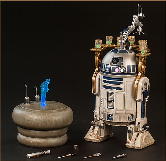 R2-D2 Deluxe R2-D2 Sixth Scale Figure by Sideshow Collectibles