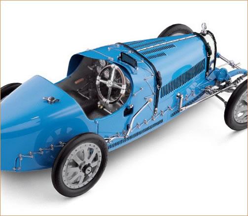 フランクリンミント ブガッティT35, 1924年型