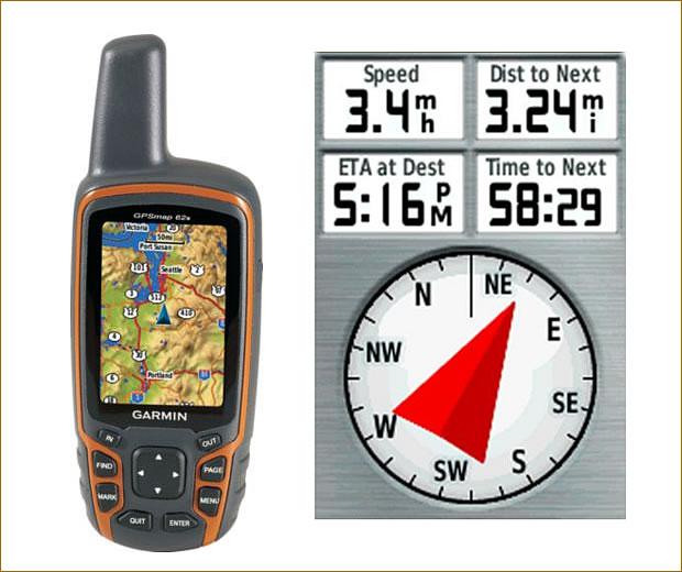 カベラス IK-270039 ガーミン GPSMAP 62S