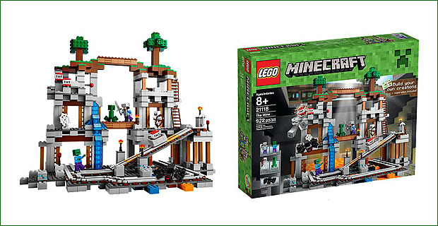 米国レゴ No21118 The Mine マインクラフト