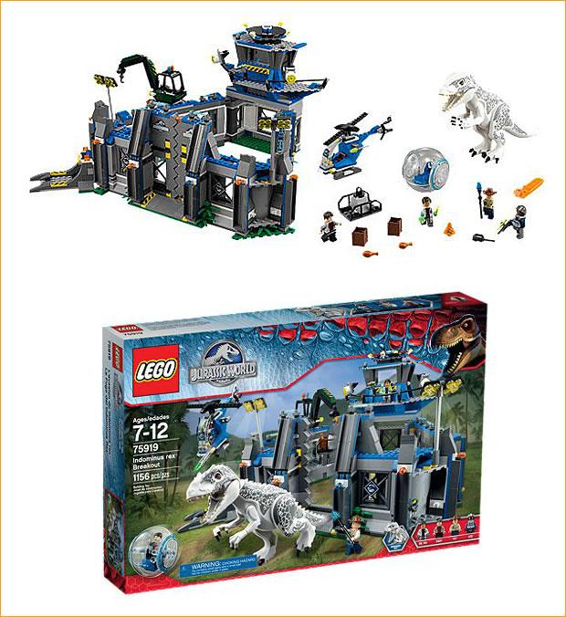 米国レゴ 75919 Indominus rex Breakout ジュラシックワールド