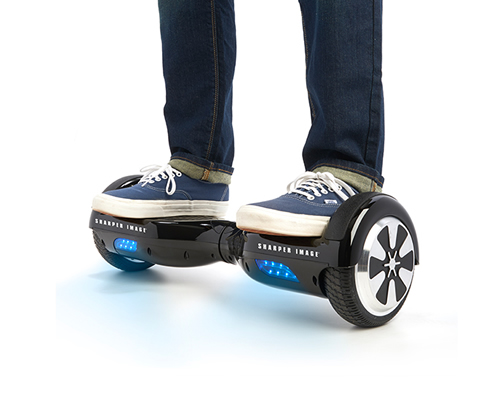 The future of personal transportation