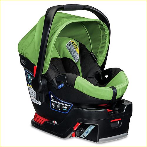Britax B-Safe 35 Infant Car Seat - Meadow