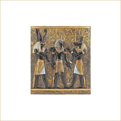 Rameses I Between Horus and Anubis Wall Frieze