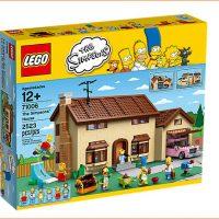個人輸入 レゴ 71006 ザ シンプソンズ ハウス