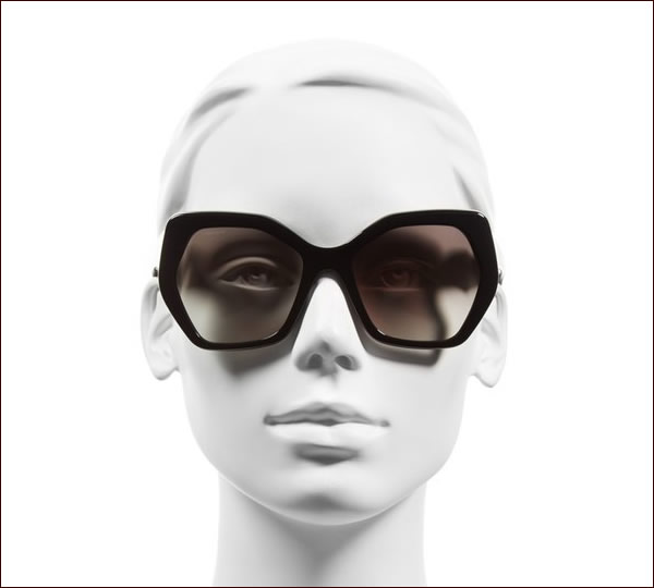 Prada 'Heritage' 56mm Sunglasses